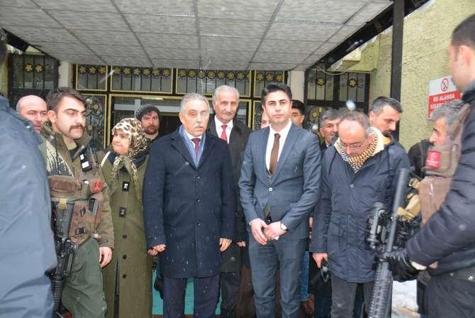 Konya Valisine görkemli karşılama galerisi resim 30