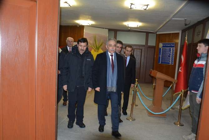 Konya Valisine görkemli karşılama galerisi resim 5
