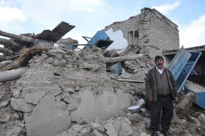Başkale depremi 2020 galerisi resim 11
