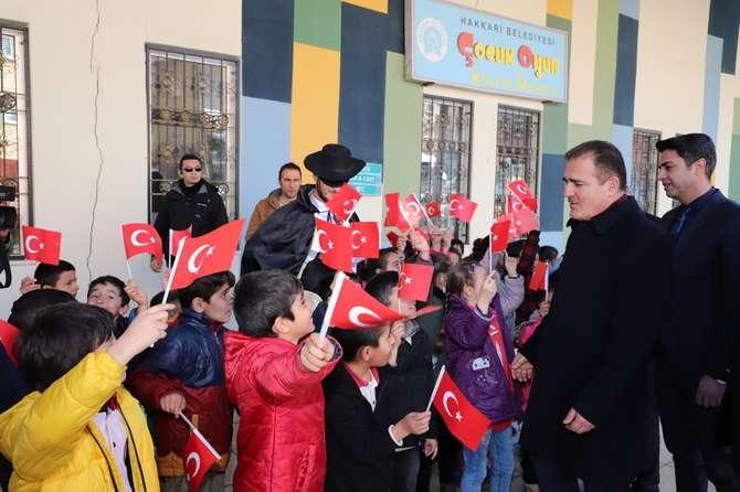Vali Abıyık'tan çocuk oyun merkezine ziyaret galerisi resim 1