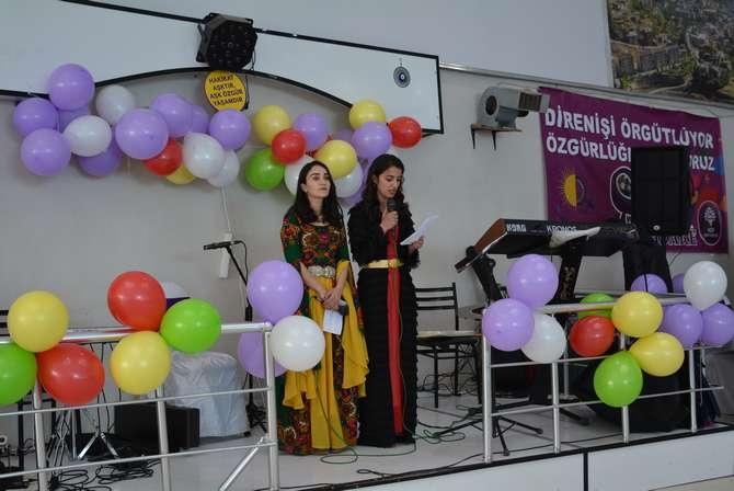 HDP 2020 8 Mart kadın etkinliği galerisi resim 1