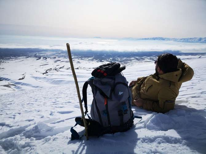 Nemrut Dağı ve Krater Gölleri galerisi resim 1