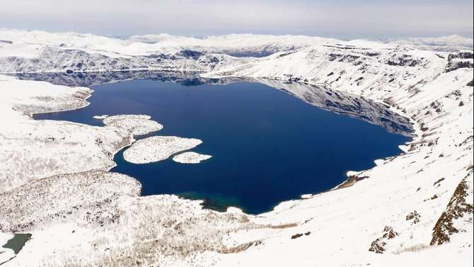 Nemrut Dağı ve Krater Gölleri galerisi resim 3