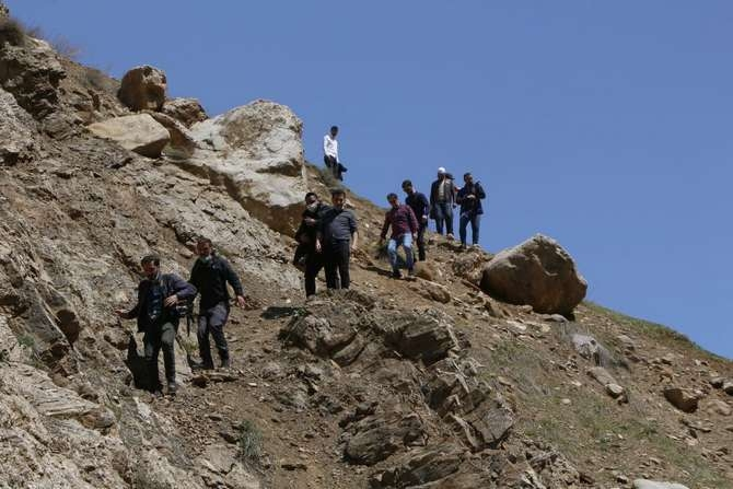 Hakkari'de 7 mağara keşfedildi galerisi resim 1