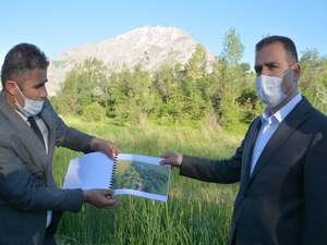 Golazüryan göleti sosyal tesis projesi