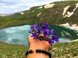 Şırnak'ta dev göl
