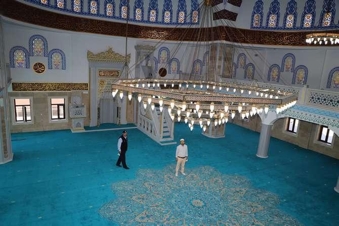 Ulu cami hizmete açıldı galerisi resim 8
