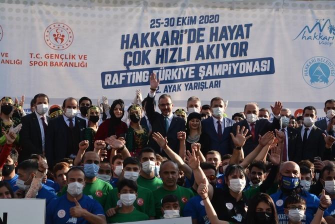 Bakan Kasapoğlu'nun Hakkari ziyareti galerisi resim 23