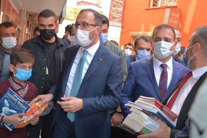 Bakan Kasapoğlu'nun Hakkari ziyareti galerisi resim 34