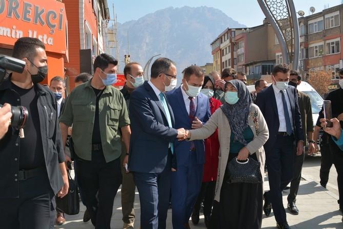 Bakan Kasapoğlu'nun Hakkari ziyareti galerisi resim 36