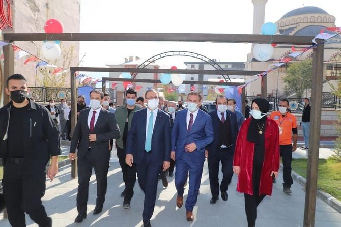 Bakan Kasapoğlu'nun Hakkari ziyareti galerisi resim 9