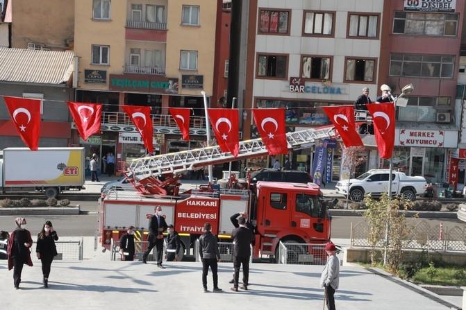 Hakkari'de Cumhuriyet Coşkusu galerisi resim 25