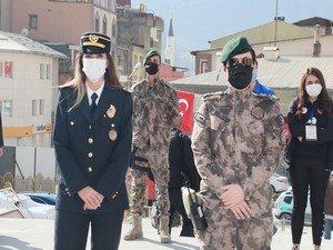 Hakkari'de Cumhuriyet Coşkusu