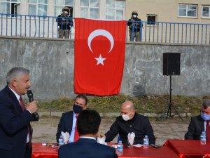 Geçitli ve Akkuş köyündeki iki aile barıştırıldı