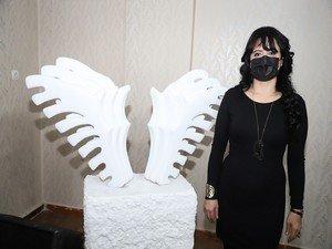 Hakkari'de ilk heykel sergisi açıldı