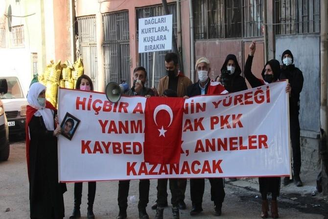 HDP önünde oturma eylemi galerisi resim 1