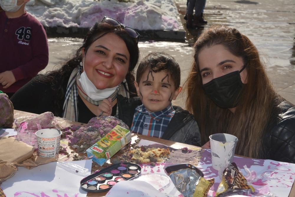 Hakkari'de Anne Çocuk Etkinliği galerisi resim 1