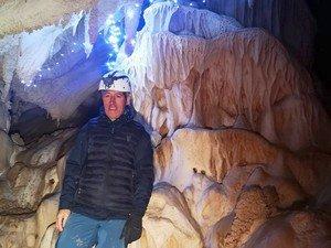 Yediyüz metre Sümbül mağarası