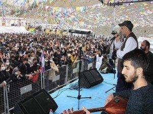 Hakkari HDP Nevruz 2021