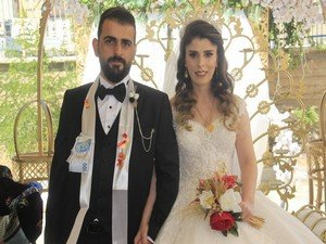 Diyarbakır'dan Hakkari'ye Gelin