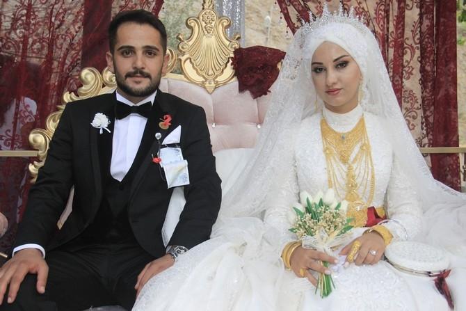 Adıyaman Ailesinin Görkemli Düğünü galerisi resim 1