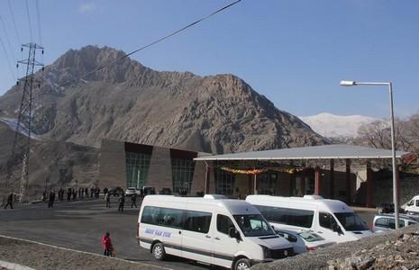 Hakkari terminaline kavuştu galerisi resim 1