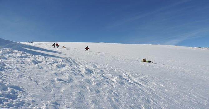 Kandil Dağına kış tırmanışı galerisi resim 14