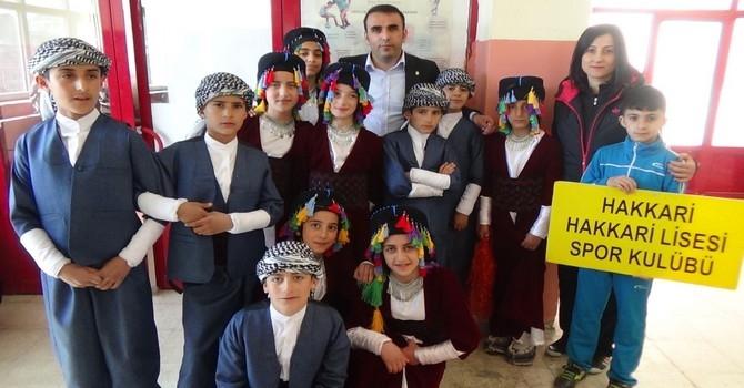 Hakkari'de halk oyunları yarışması galerisi resim 7