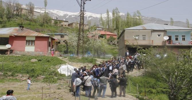 Çığlı köyü seçim çalışması 2015 galerisi resim 1