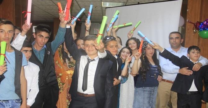 Sermaye Piyasası Ortaokulu mezuniyet töreni galerisi resim 2