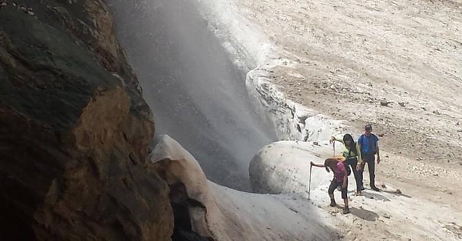 Cilo-Buzul dağlarına ilk turist kafilesi geldi galerisi resim 1