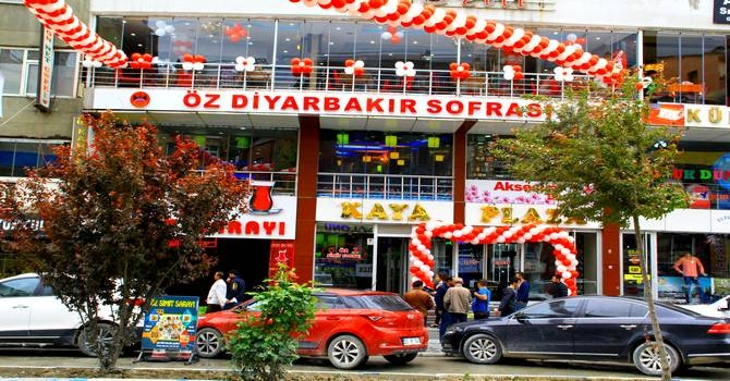 Diyarbakır lezzeti Hakkari'ye taşındı! galerisi resim 1