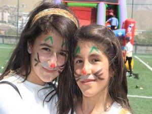 Hakkari çocuk festivali