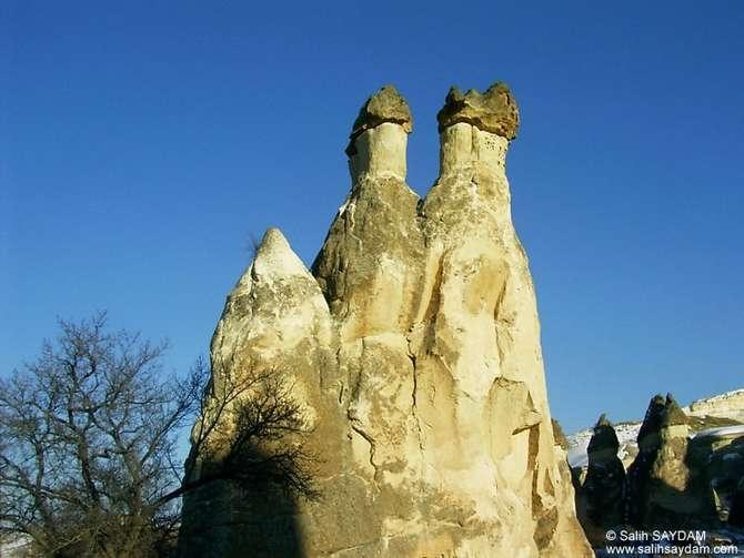 Kapadokya peri bacaları galerisi resim 2