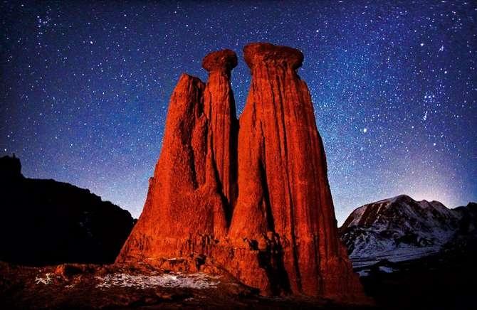 Kapadokya peri bacaları galerisi resim 6