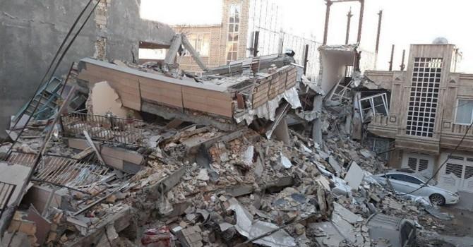 Irak Depremi galerisi resim 10