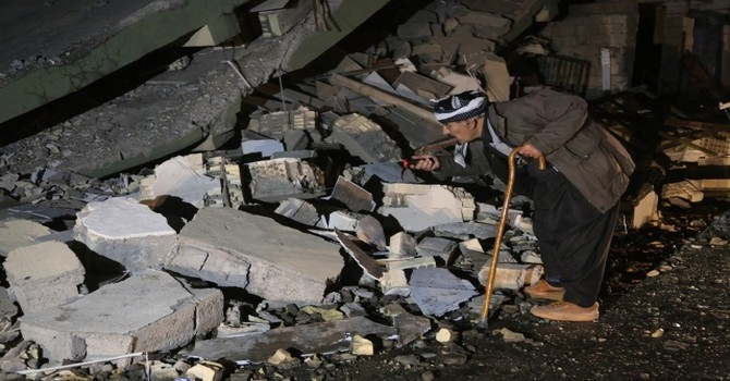 Irak Depremi galerisi resim 11