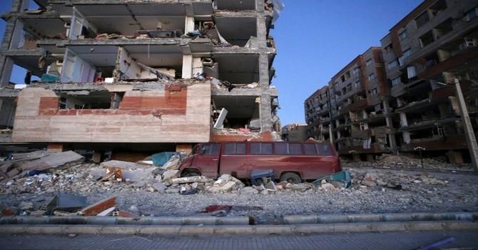 Irak Depremi galerisi resim 15