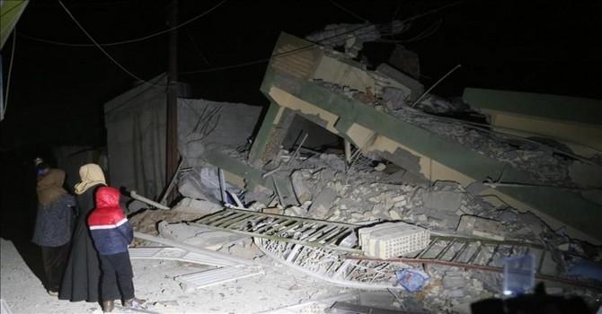 Irak Depremi galerisi resim 7