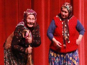Arslanköy kadın tiyatro topluluğu