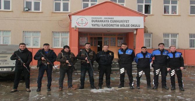 Toplum destekli polis Durankaya'da galerisi resim 1