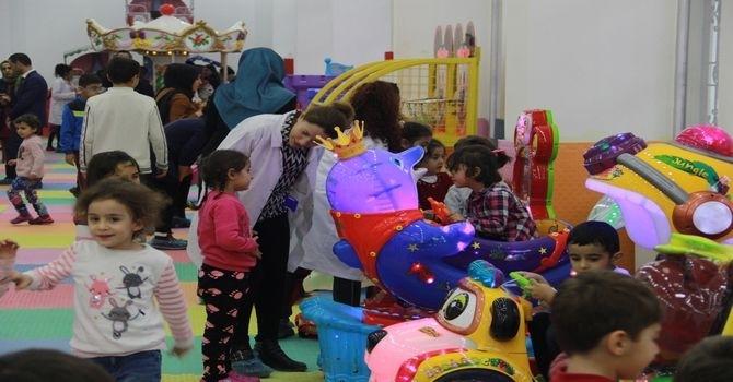 Hakkari çocuk oyun merkezi galerisi resim 1