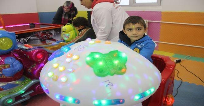 Hakkari çocuk oyun merkezi galerisi resim 13
