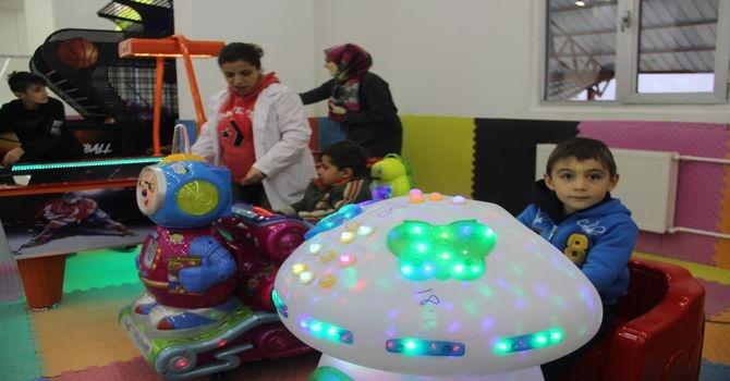 Hakkari çocuk oyun merkezi galerisi resim 14