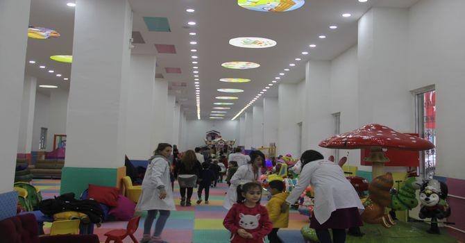 Hakkari çocuk oyun merkezi galerisi resim 5