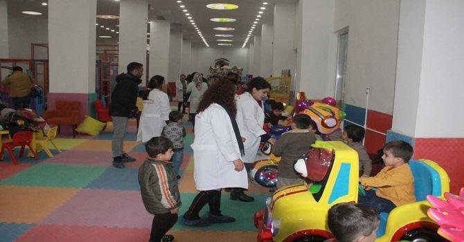 Hakkari çocuk oyun merkezi galerisi resim 8