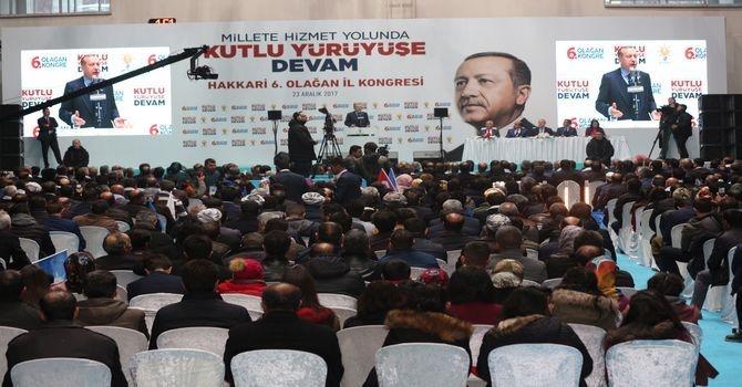 Erdoğan Hakkari de galerisi resim 1