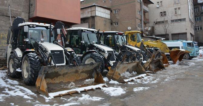 Belediye karla mücadele filosunu güçlendi! galerisi resim 6