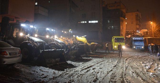 Belediye karla mücadele filosunu güçlendi! galerisi resim 9