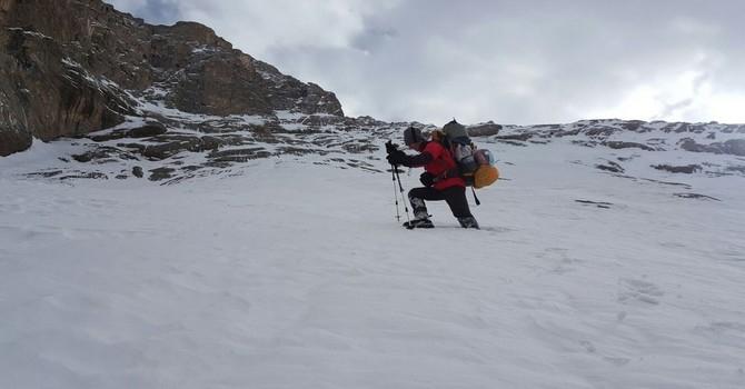 Sümbül Dağına ilk tırmanış yapıldı galerisi resim 1